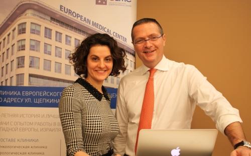Карина Варданян и Dr. Clementoni