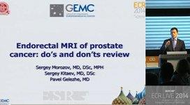 ECR'14: «МРТ простаты эндоректальная»